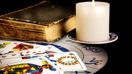 Tarot as a guided meditation